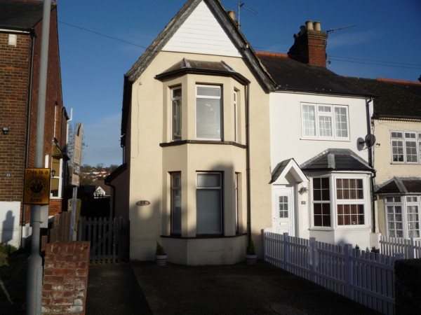 2 Bed End Terraced House To Rent - Main Image