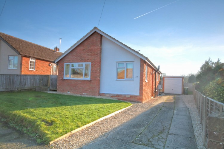 2 Bed Detached Bungalow For Sale