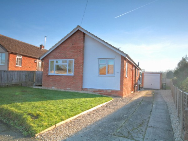 2 Bed Detached Bungalow For Sale - Main Image