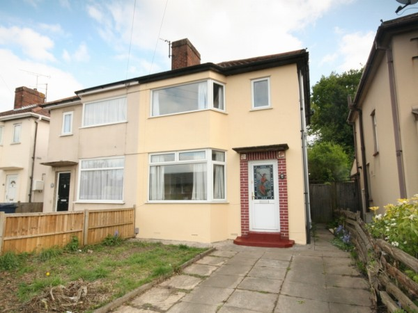 3 Bed Semi Detached House For Sale - Main Image