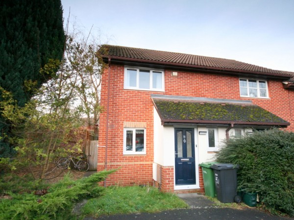 2 Bed End Terraced House For Sale - Front elevation